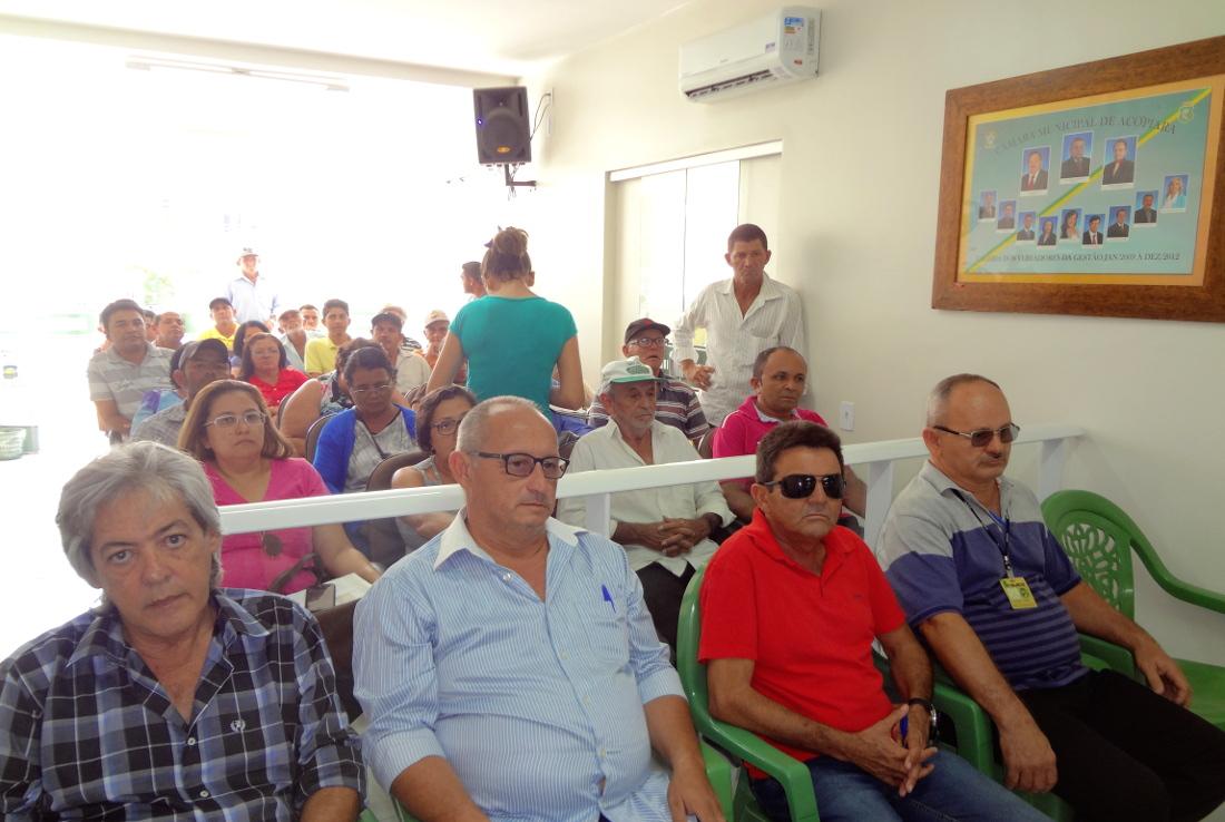 Audiência Pública em Acopiara
