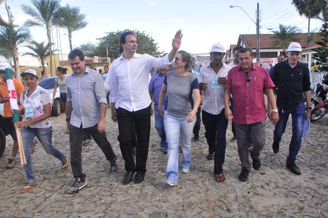 Decreto desapropria terras da Fazenda Uruanan, em Chorozinho
