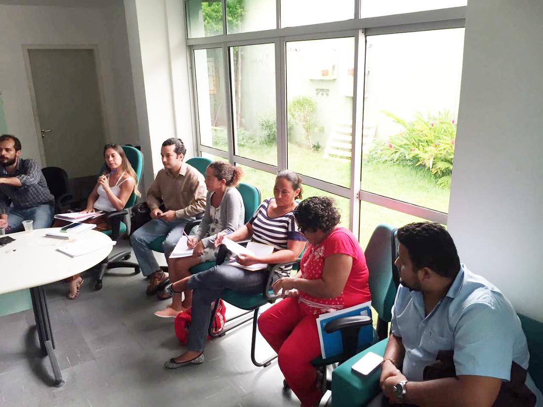 Idace debate criação de reserva extrativista em Tatajuba-Camocim