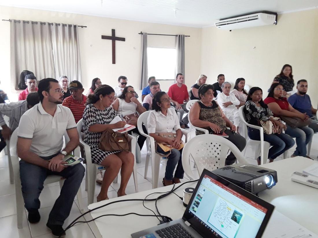 Oficina de Capacitação reúne famílias rurais em Ocara