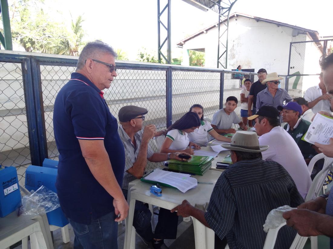 Idace entrega mais 283 títulos de propriedade rural em Apuiarés