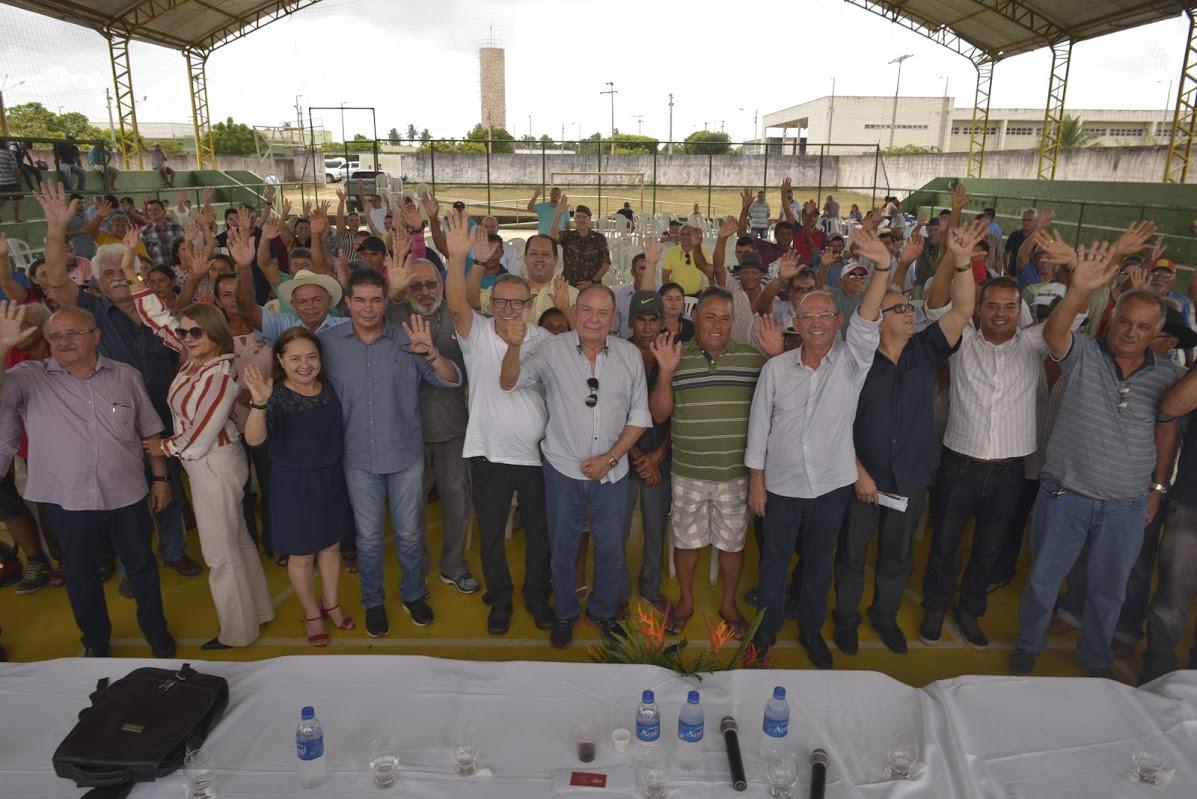Títulos de terra: Governo do Ceará realiza ação em Acaraú, com 467 agricultores familiares beneficiados
