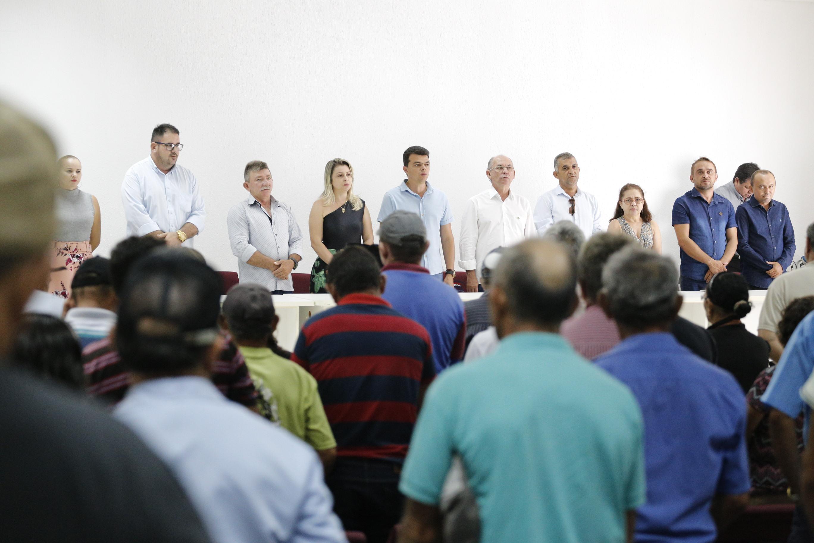 Programa de Regularização Fundiária atinge metade dos imóveis rurais de Piquet Carneiro