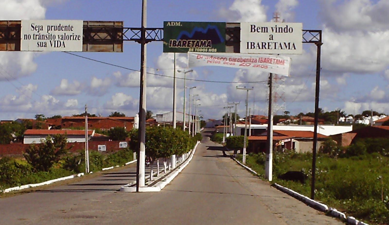 Ibaretama Ceará fonte: www.idace.ce.gov.br