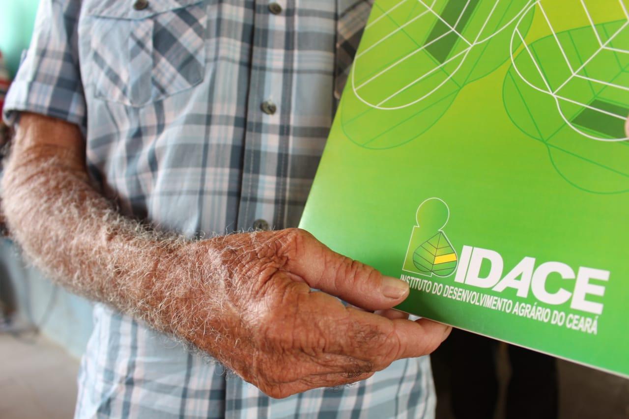 IDACE analisa e aprova 5.908 cadastros de imóveis rurais de 14 municípios