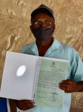 299 títulos de propriedade rural são entregues em Ererê
