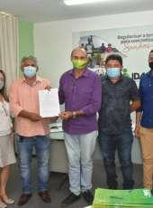 Idace recebe delegações de Ipueiras e Jaguaruna